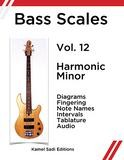 Bass Scales Vol. 12
