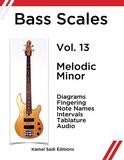 Bass Scales Vol. 13