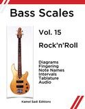 Bass Scales Vol. 15