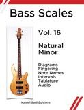 Bass Scales Vol. 17