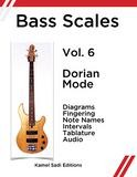 Bass Scales Vol. 6