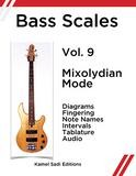 Bass Scales Vol. 9